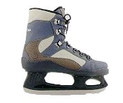 Ice Skate THETA (SFT): Softskate for adults from Imax Sport